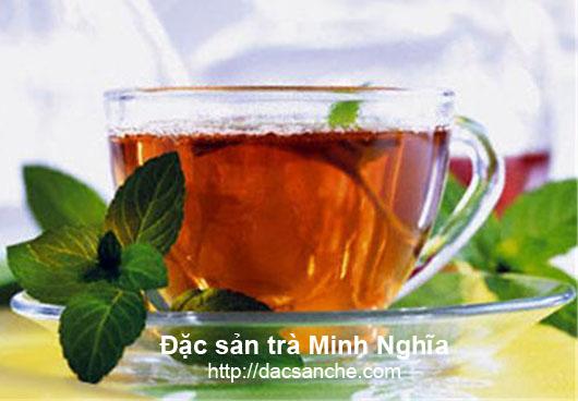 Phương pháp pha trà Bạch Hạc