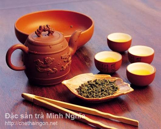 Cách pha và thưởng trà đơn giản