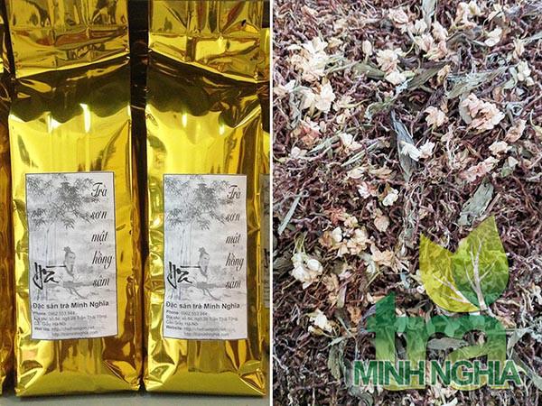 Hướng dẫn cách chọn trà Sơn Mật Hồng Sâm chất lượng