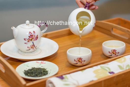 Lợi ich của việc uống trà