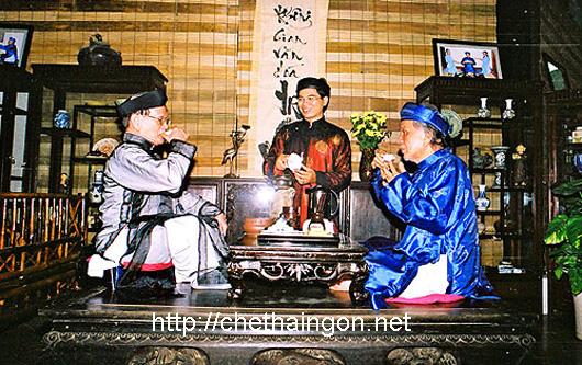Cách thưởng thức trà của người Hà Nội xưa