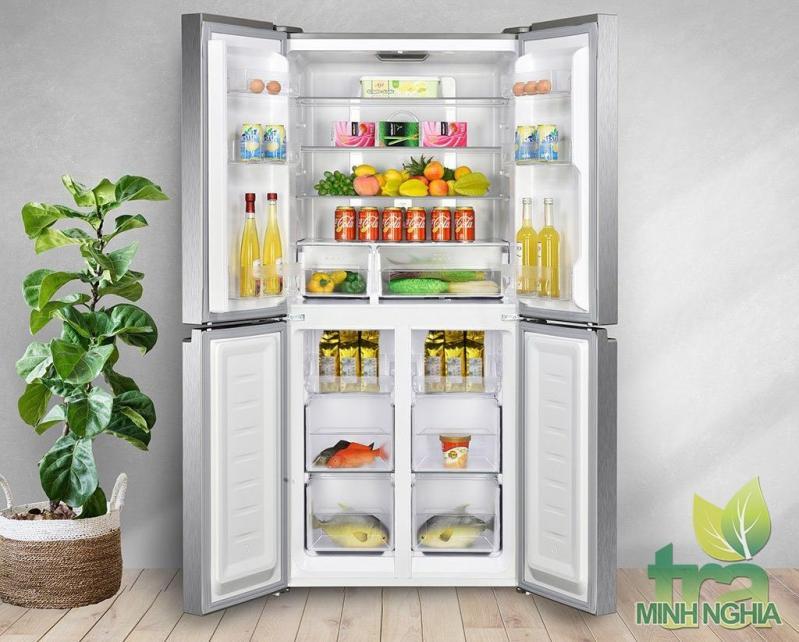 Bảo quản trà sơn mật hồng sâm trong ngăn mát tủ lạnh